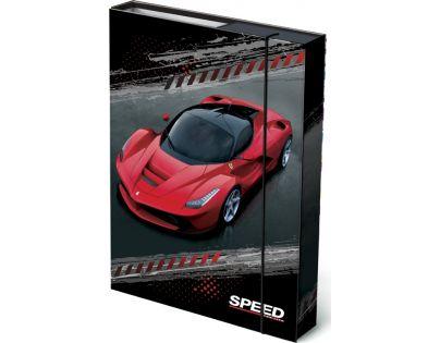 Bonaparte Box na sešity A4 Auto Speed