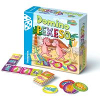 Bonaparte Domino + Pexeso Prehistoric junior