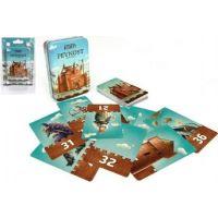 Bonaparte Fort karetní postřehová hra