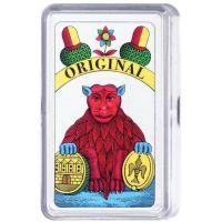 Bonaparte Mariášové karty jednohlavé v plastové krabičce 2