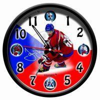 Bonaparte Nástěnné hodiny Hokej