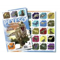 BONAPARTE 6952 - Pexeso 32 Prehistoric