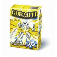 BONAPARTE Puzzle Gormiti 30 dílků