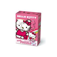 BONAPARTE Puzzle maxi 30 dílků - Hello Kitty