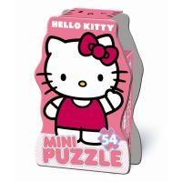 BONAPARTE Puzzle mini 54 dílků v krabičce - Hello Kitty