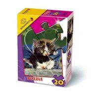 BONAPARTE Puzzle Zvířátka 20 dílků