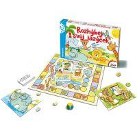 BONAPARTE 09790 - Rozhýbej svůj jazýček aneb logopedie hrou
