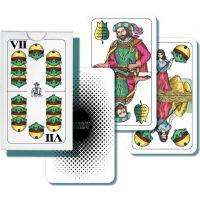 Bonaparte Sada dvouhlavých karet na Mariáš