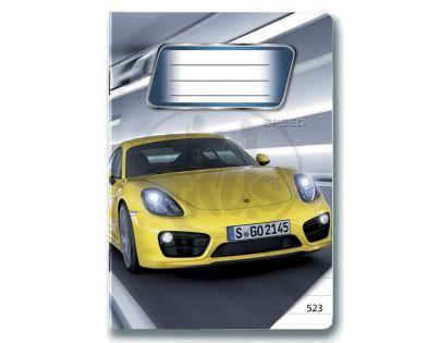 BONAPARTE 10246 - Sešit 523 AUTO SPEED