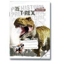 BONAPARTE 05327 - Sešit 524 - Prehistoric 3D