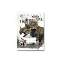 BONAPARTE 05310 - Sešit 523 - Prehistoric 3D