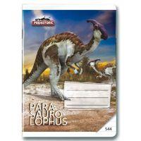 BONAPARTE 05334 - Sešit 544 - Prehistoric 3D