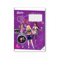 Bonaparte Sešit Barbie 444