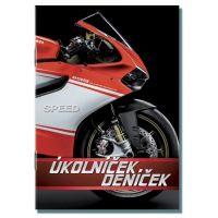 BONAPARTE 6433 - Úkolníček Moto