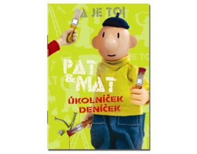 BONAPARTE 9212 - Úkolníček PAT a MAT
