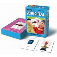 BONAPARTE 02869 - DIDACO vzdělávací karty - Abeceda PAT a MAT