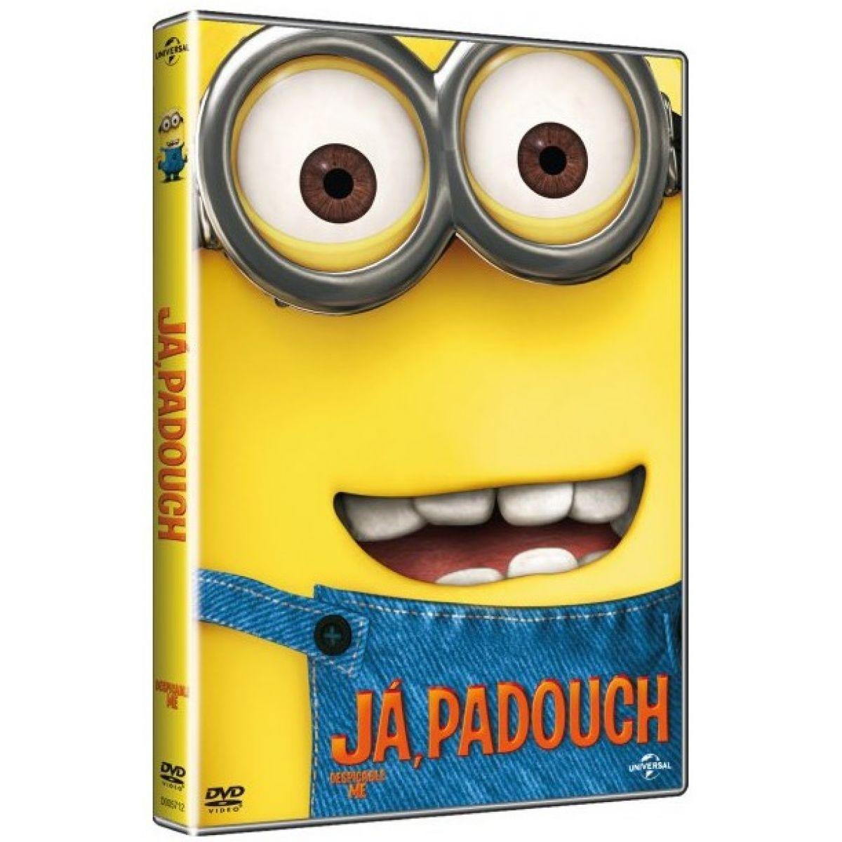 Bontonfilm DVD Já, padouch