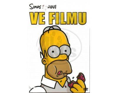 Bontonfilm DVD Simpsonovi ve filmu