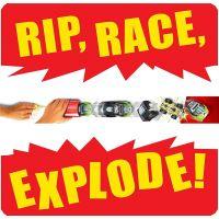 Boom City Racers FIRE IT UP! X dvojbalenie Séria 1 6