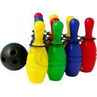 Teddies 50000115 - Bowling 10 kuželek
