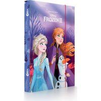 Karton P+P Box na sešity A4 Frozen