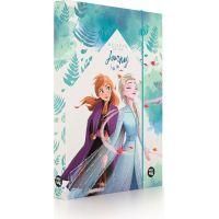 Karton P+P Box na sešity A4 Frozen Anna a Elsa