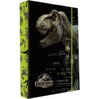 Karton P+P Box na sešity A4 Jumbo Jurassic World