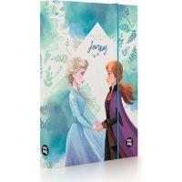 Karton P+P Box na sešity A5 Frozen Anna a Elsa