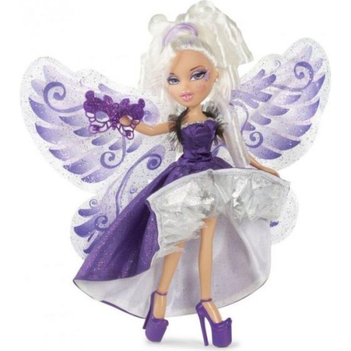 Bratz Chic Mystique víla s motýlými křídly - Cloe