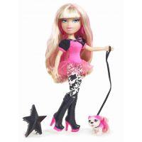 Bratz Panenka Cloe s pejskem Neon Zoe