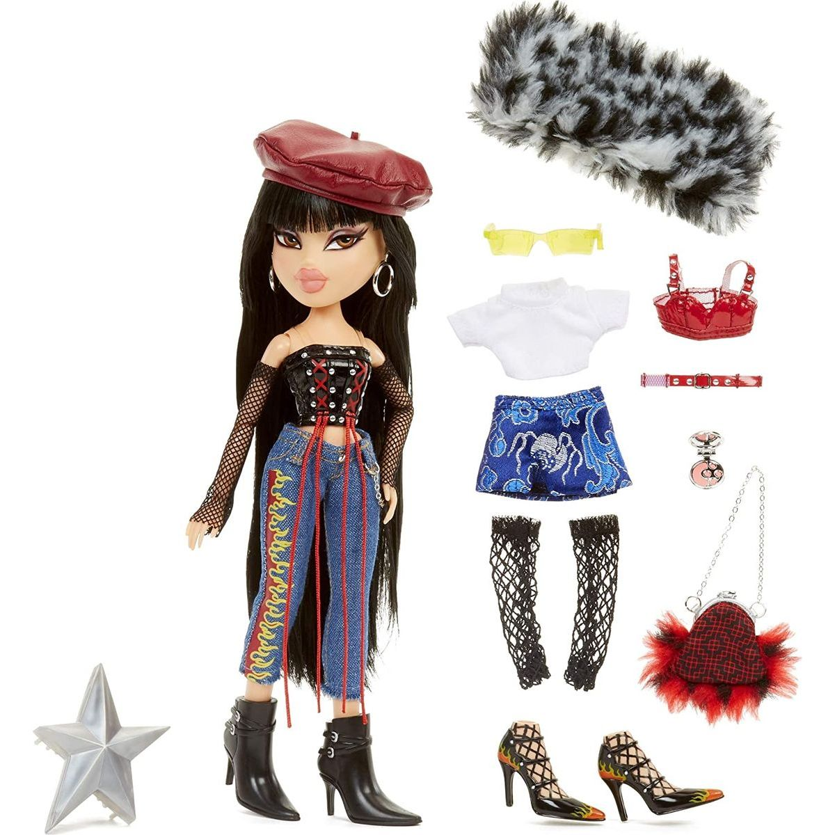 Bratz Panenka Collector Core Doll-Jade