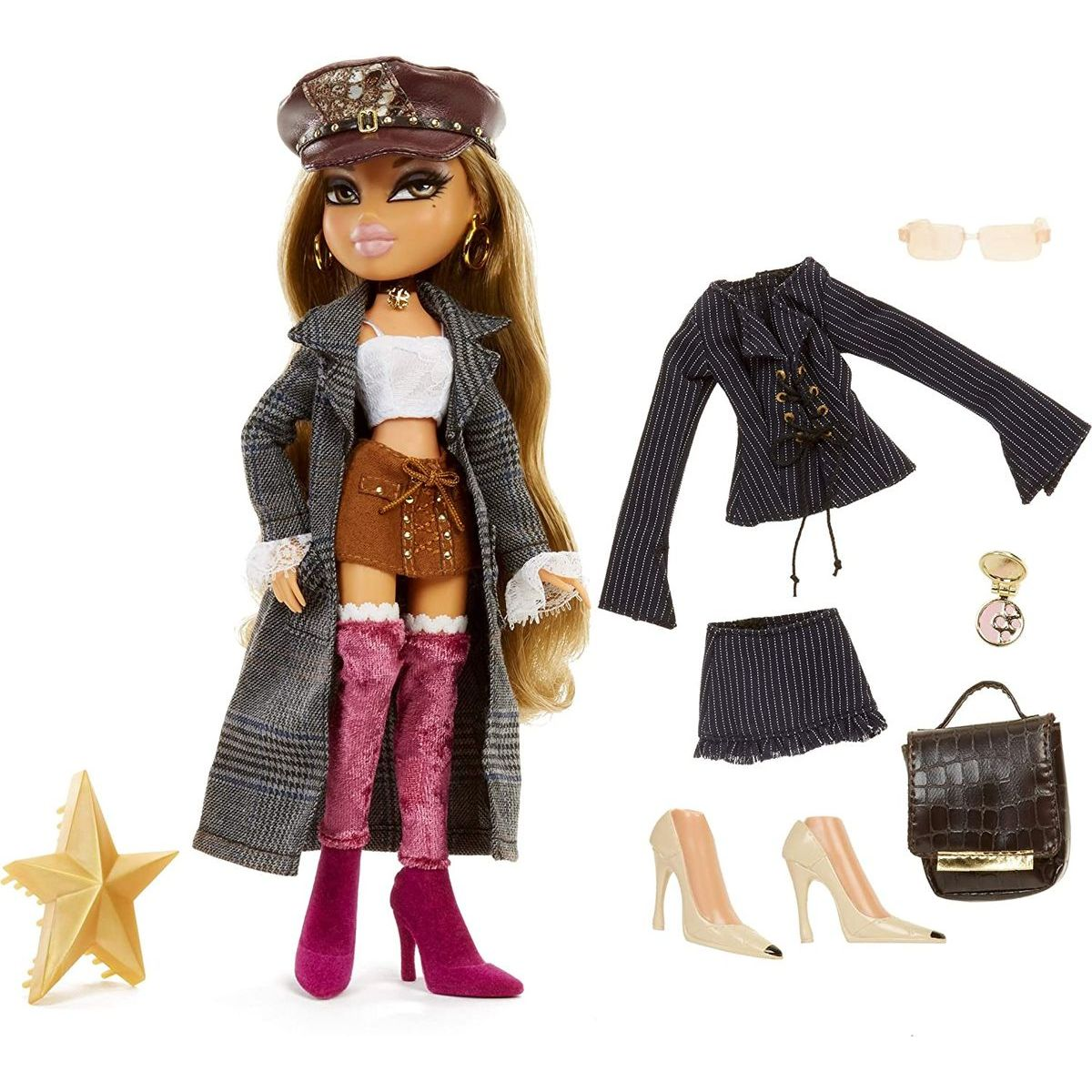 Bratz Panenka Collector Core Doll-Yasmin