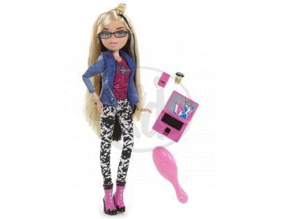 Bratz panenka Moje vášeň - Cloe - autorka internetových her