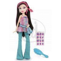 Bratz panenka s nalepovacími nehty - Jade