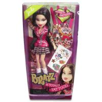 Bratz Totally Tattoo'd Jade