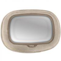 Brica Zpětné zrcátko Baby In-Sight® Soft-Touch™ Mega béžové