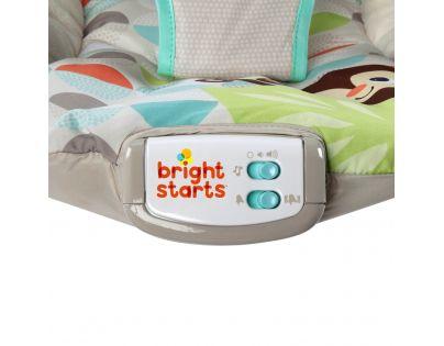 Bright Starts Lehátko vibrující s melodií Happy Safari - Poškozený obal