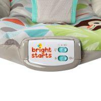 Bright Starts Lehátko vibrující s melodií Happy Safari - Poškozený obal  5
