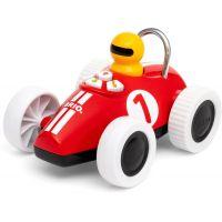 Brio Play and Learn Pretekárske auto
