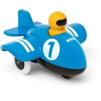 Brio Letadlo modré