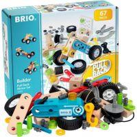 Brio Stavebnice Brio Builder pull-back systém