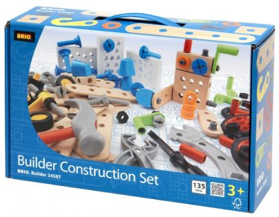 Brio Builder Konstrukční set 135ks