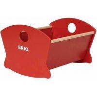 Brio Drevená kolíska pre bábiky - Poškodený obal