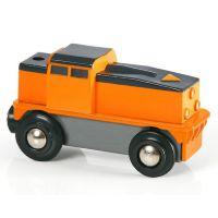 Brio 33215 - Elektrická nákladní lokomotiva 3