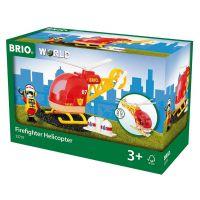 Brio Hasičský vrtulník 3