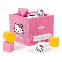 Brio Hello Kitty Krabice na procvičování tvarů