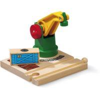 Brio 33245 - Jeřáb s magnetickým nákladem