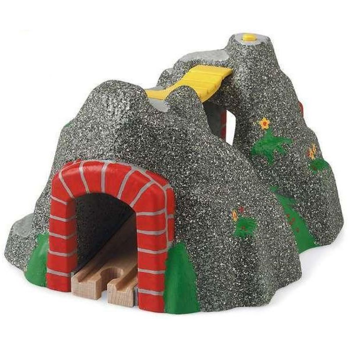 Brio 33481 - Kamenný tunel se zvukovým systémem