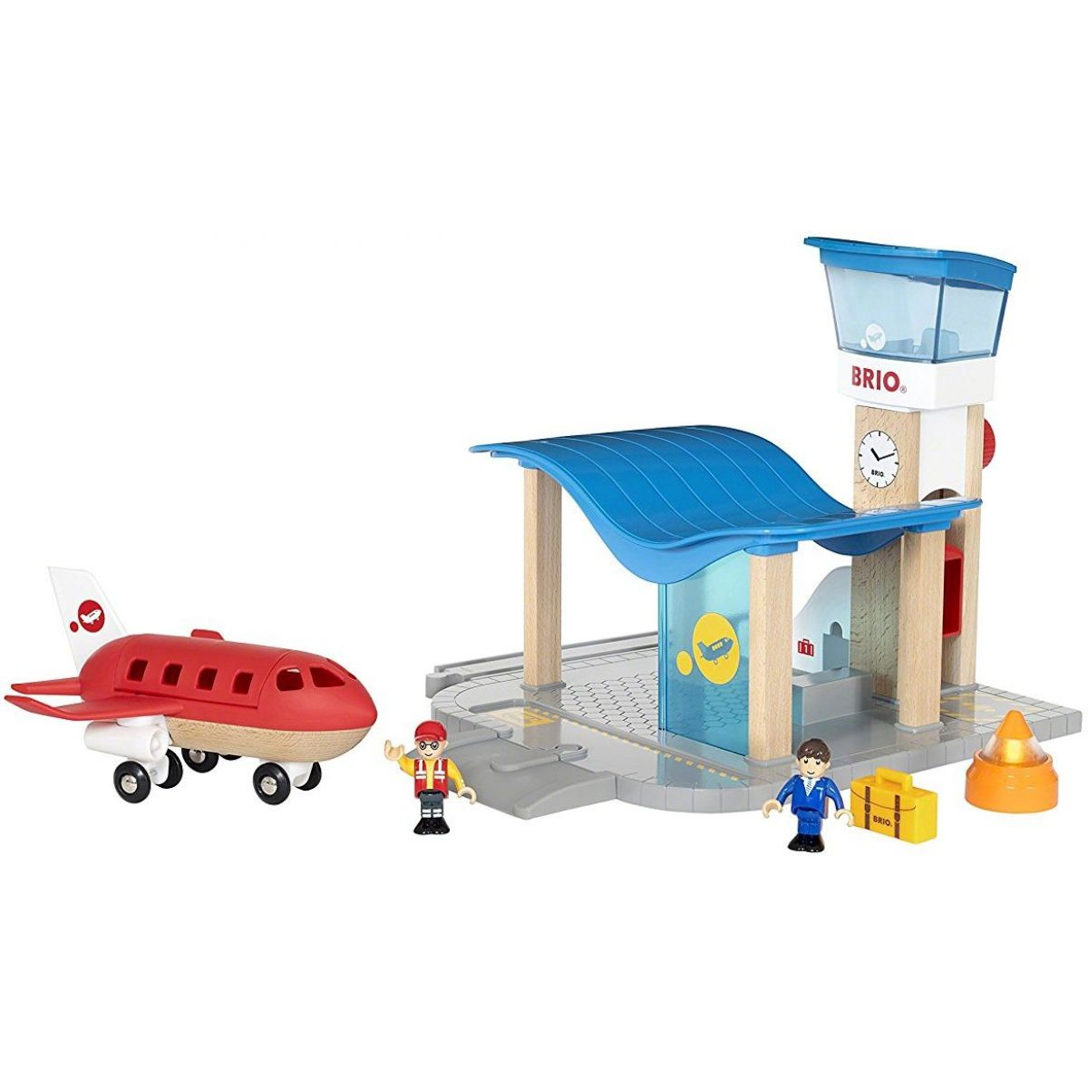 Brio Letiště s kontrolní věží Brio