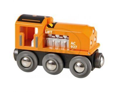 Brio 33694 - Lokomotiva oranžová